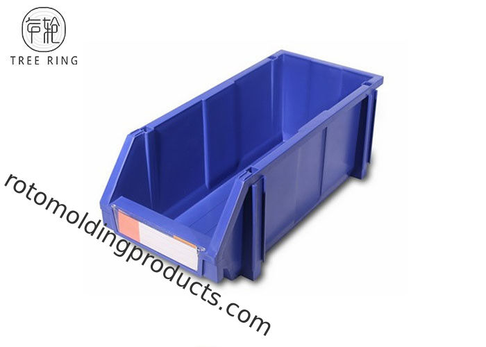Industrial Plastic Storage Bins For Small Parts  Combined Active 450 * 200 * 170mm